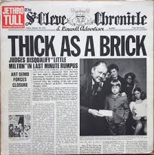 <b>Jethro Tull</b> - <b>Thick</b> As A Brick | Releases | Discogs