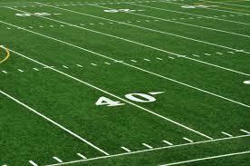 grass american football field. 40 Yard Line On American Football Field Vinyl Wall Mural - Team Sports Grass