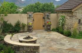 maintaining flagstone landscaping network