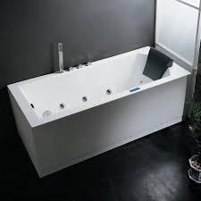 bathtubs free standing bathtubs ariel bath freestanding jetted tub