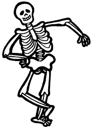 Small Picture Skeleton Pumpkin Coloring Pages Printable For Halloween Hallowen
