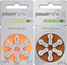 Hearing Aid Battery Sizes Chart Non Rechargeable Vs Rechargeable Hearing Aid Batteries