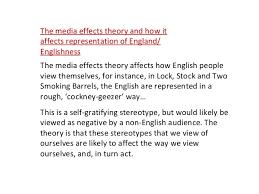 media effects essay 8