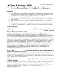 Systems Architect Resume Www Nmdnconference Com Example Resume
