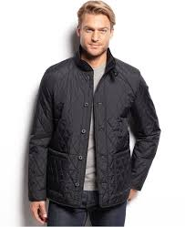 Tasso Elba Quilted Fleece Lined Barn Jacket | Where to buy & how ... & ... Tasso Elba Quilted Fleece Lined Barn Jacket ... Adamdwight.com