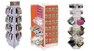 floor fixtures counter top displays rotating pegboards magnetic metal pegboard