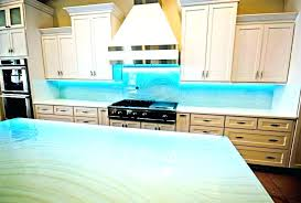 tempered glass cost marvelous kitchen s terrazzo quartz recycled countertop display showcase aluminium