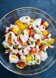 Frutti di Mare Seafood Salad Recipe ...