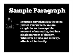 injustice anywhere is a threat to justice everywhere essay need  injustice anywhere is a threat to justice everywhere essay how