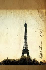 The tower was constructed by the seine and its rounded shape. Eiffel Tower 1937 Blank Journal To Write In With Old Antique Photograph Of The Eiffel Tower In Paris France From 1937 Sepia Toned Notebook Diary Journaling For School Note Taking In Class