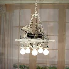 nautical pendant lights fresh nautical sailing ship wood ship s wheel chandelier ceiling light