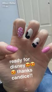 Best 25+ Minnie mouse nail art ideas on Pinterest | Minnie mouse ...