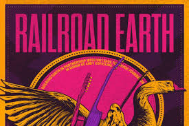 Railroad Earth And The Band Of Rustlers At Sherman Theater