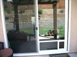 sliding glass dog door large size of patio doors with blinds patio doors exterior fiberglass sliding glass dog door