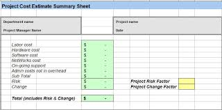 Project Estimate Template Excel Software Project Estimation Template Excel Major Magdalene
