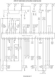 2004 honda odyssey wiring diagram