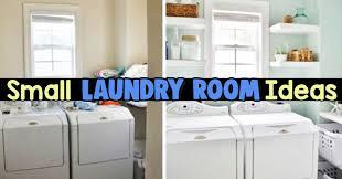 Laundry Room Design On A Budget Small Laundry Room Ideas Space Saving Diy Creative Ideas