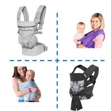 The Types of Baby Carrier – Which is Best for You? - The Baby In Motion