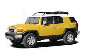 2007 Toyota FJ Cruiser Specs and Prices