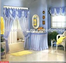 valance attached curtains shower curtains with valance attached the drawing room interiors shower curtains with valance valance attached curtains