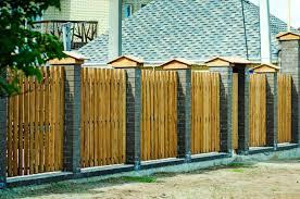 21 best wood fence ideas designs