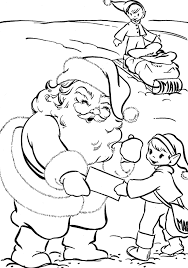 Small Picture santa claus coloring pages santa claus coloring pages images into