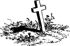 Resultado de imagen de cruces entierro