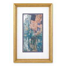 oval office paintings. Avenue In The Rain By Childe Hassam Oval Office Paintings H