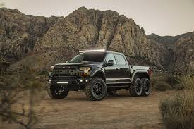 2018 Ford F-150 VelociRaptor 6x6 By Hennessey Performance | Top Speed