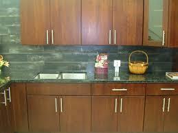 cherry slab door kitchen cabinetsm14
