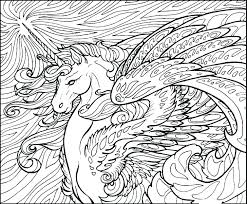 Coloring Pagesunicorn Coloring Pages Kids Printable Coloring Sheets