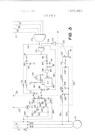Patent us3875463 motor protection circuit and automatic restart drawing relay control voltage relay switch