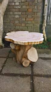 top 50 beautiful wood stump side table made from tree trunk storage coffee end ottoman design tree stump coffee table r79