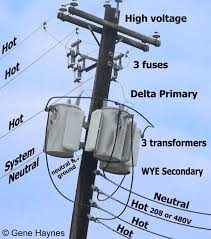 how to identify transformer wiring