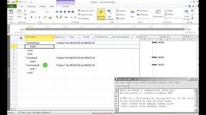 Wbs Chart In Ms Project 2013 How To Create Wbs In Microsoft Project 2010