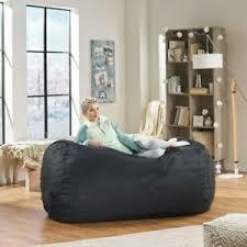 large bean bag chair dorm room