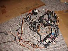 87 chevy gmc wiring harness fuse panel 87 88 v1500 v2500 suburban k5 blazer