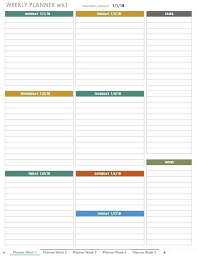 Free Appointment Calendar Template Online 2018