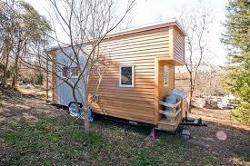 Tiny House on 820 Trailer