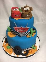Cars Birthday Cake Cbb 130 Confection Perfection Cakes Online Ordering