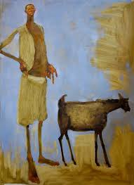 malawi man with goat by olivia pendergast born in florida based in seattle wa aka holly mae holly is her initial name