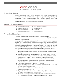 Activity Director Resume Winning Non Profit Ceo Samples Template