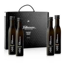 valderrama gift set 4 diffe olive oils