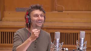 Image result for jonas kaufmann microphone