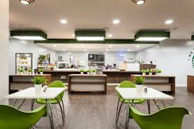 smart office interiors. Smart, Spacious Communal Kitchen/dining Area Has Been Thoughtfully Designed With Plenty Of Light Smart Office Interiors E