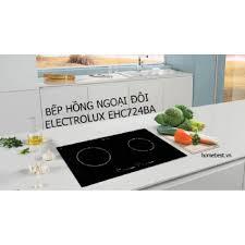 Bếp âm điện từ Electrolux EHC724BA