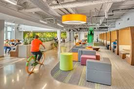 eco friendly office. Google\u0027s Colourful San Fransisco Offices Feature Interface\u0027s Eco-friendly Floor Covering Made From Recycled Fabrics Eco Friendly Office R