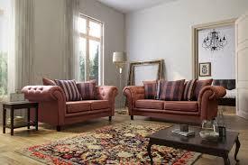 aspen fabric sofa tan suede