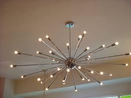 large modern chandelier lighting. Extra Large Chrome Atomic Sputnik Starburst Light Fixture Modern Chandeliers Chandelier Lighting C