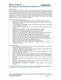 Ocean Engineer Sample Resume Marine Engineer Resume Examples Pictures HD Aliciafinnnoack 5